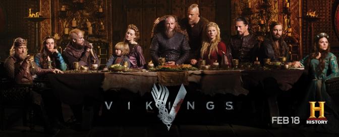 Nova temporada de Vikings também estreará no FOX Premium App & TV