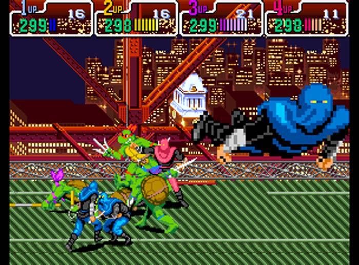 Resultado de imagem para TMNT: Turtles in Time