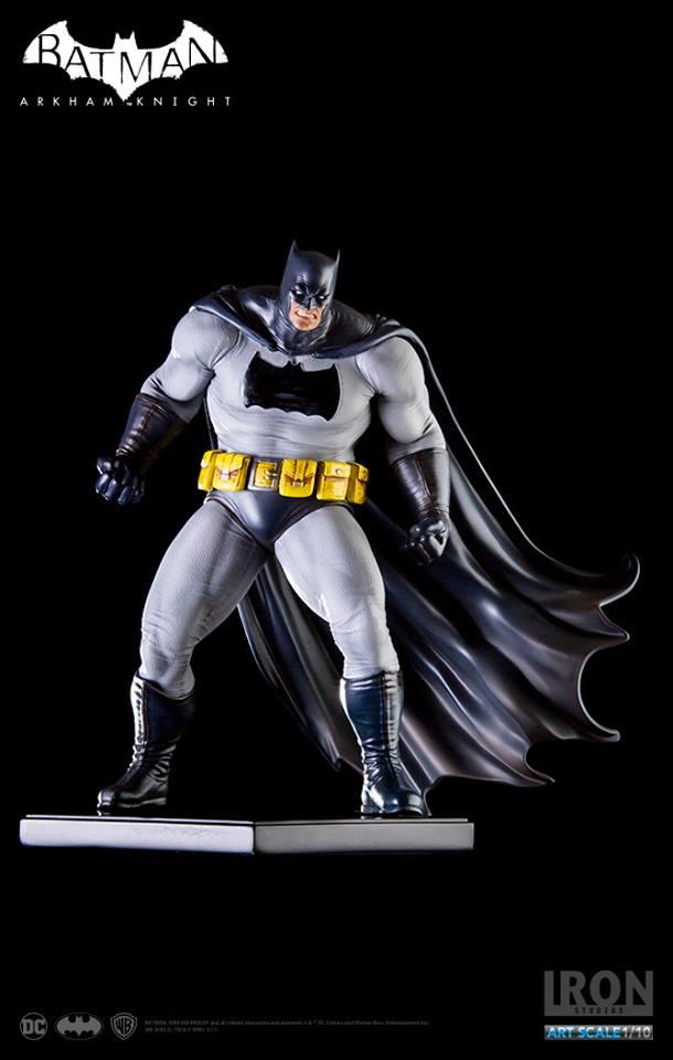 Resultado de imagem para Arkham Knight Batman Dark Knight DLC series - 1/10 Art Scale