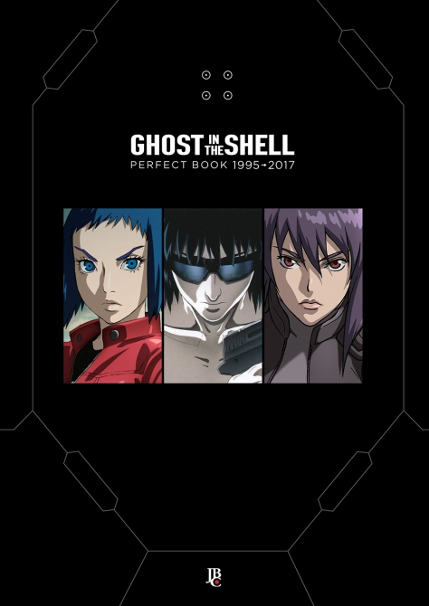GitS Perfect Book Dust Contracapa