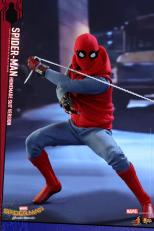 Hot Toys - Spider-Man Homecoming - 1 6th scale Spider-Man (Homemade Suit Ver) 04