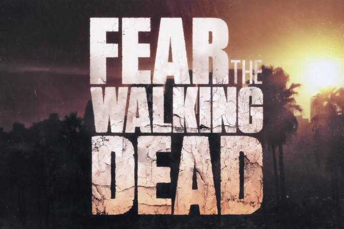 "AMC revela cartaz da terceira temporada de ""Fear the Walking Dead"""