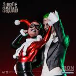 Iron Studios - Harley Quinn & The Joker Art Scale 1 10 Deluxe - Suicide Squad 07