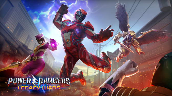 Review Game – Power Rangers: Legacy Wars