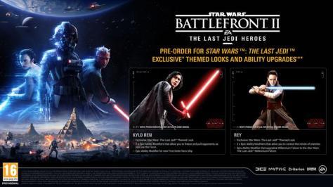 star wars battlefront II ray kylo ren