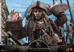 Hot Toys - POTC5 1 6th scale Jack Sparrow Collectible Figure DX15 11