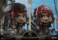 Hot Toys - POTC5 Dead Men Tell No Tales Jack Sparrow Cosbaby Series 07