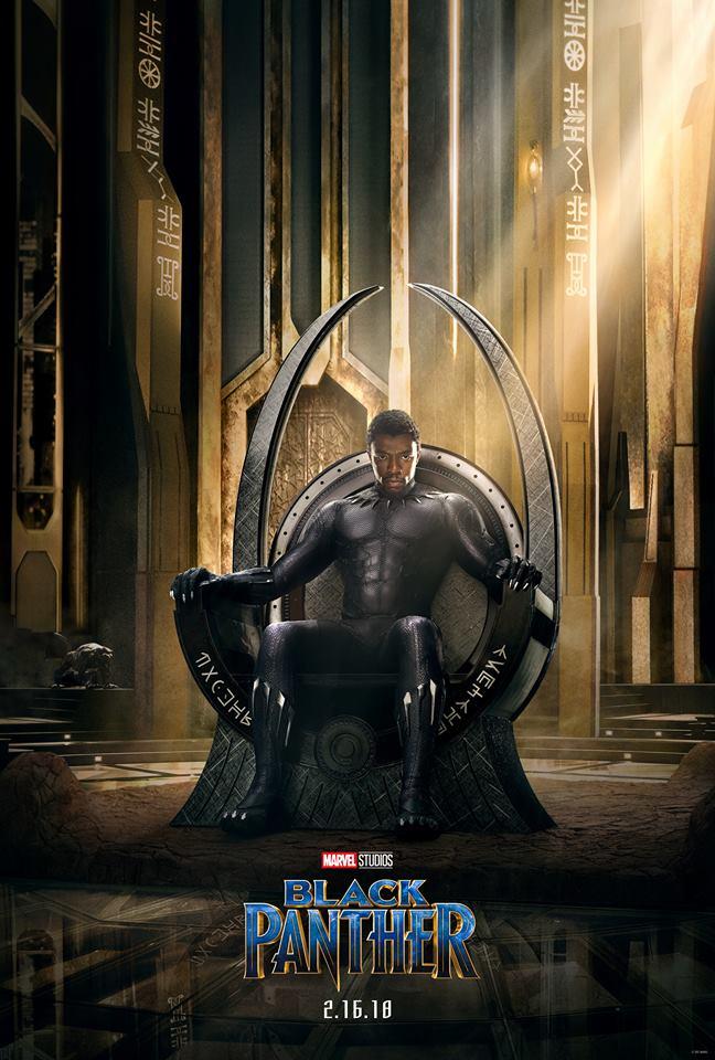 Veja o Teaser de Pantera Negra