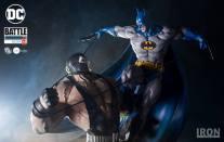 Iron Studios - Batman vs Bane Diorama 1 6 DC Comics By Ivan Reis - Série 2 01