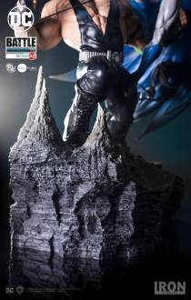 Iron Studios - Batman vs Bane Diorama 1 6 DC Comics By Ivan Reis - Série 2 07