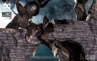 Iron Studios - Batman vs Bane Diorama 1 6 DC Comics By Ivan Reis - Série 2 08