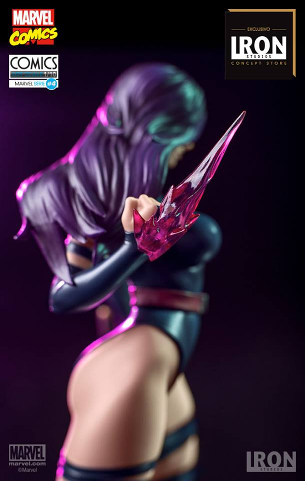 Iron Studios – Psylocke Art Scale 1/10 – Marvel Comics Série 4