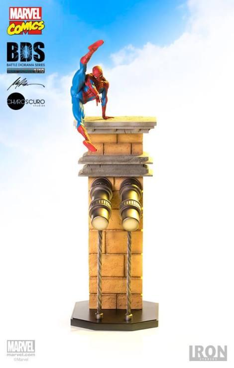 Iron Studios - Spider Man - BDS Art Scale 1 10 01