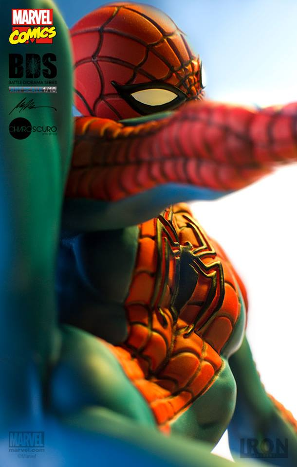 Iron Studios – Spider Man – BDS Art Scale 1/10