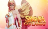 Sideshow - She-Ra For the Honor of Grayskull Statue