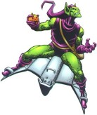 homem aranha Duende-verde