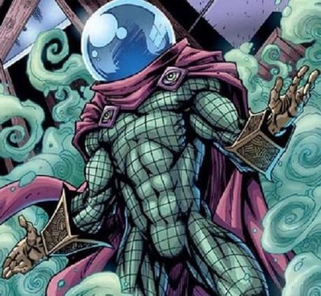 homem aranha mysterio
