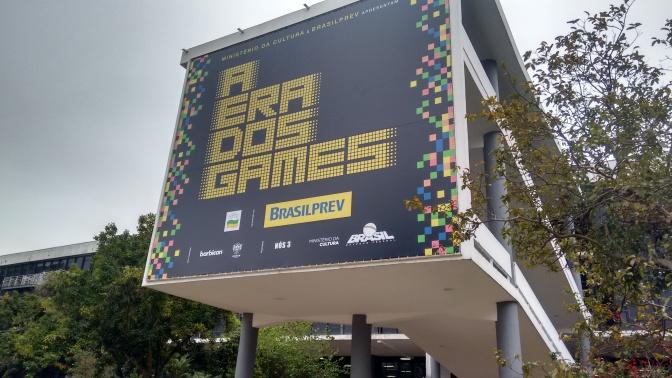 A Era dos Games apresenta mais de 150 jogos na Bienal