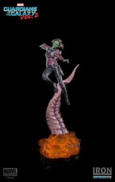 Iron Studios - Gamora BDS Art Scale 1 10 - Guardians of the Galaxy Vol 2 07