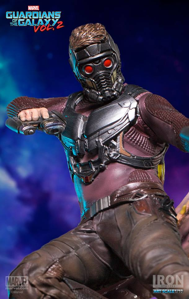 Iron Studios – Star-Lord BDS Art Scale 1/10 Guardians of the Galaxy Vol. 2