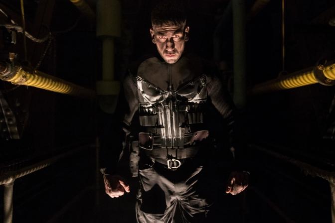 Primeira imagem e teaser de Justiceiro da Netflix
