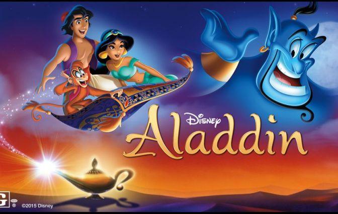 Disney antecipa estreia de Aladdin