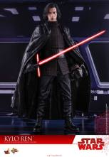 Hot Toys - SW The Last Jedi 1 6th scale Kylo Ren Collectible Figure 01