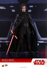 Hot Toys - SW The Last Jedi 1 6th scale Kylo Ren Collectible Figure 10
