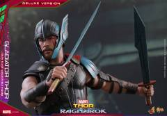 Hot Toys - Thor Ragnarok - 1 6th scale Gladiator Thor Deluxe Version 03