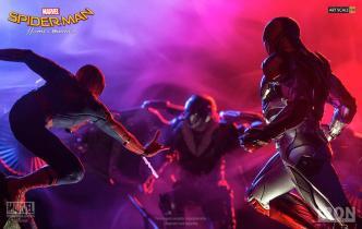 Iron Studios - Iron Man Mark XLVII BDS Art Scale 1 10 Spider-Man Homecoming 06