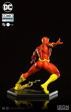 Iron Studios - The Flash Art Scale 1 10 by Ivan Reis - DC Comics 09