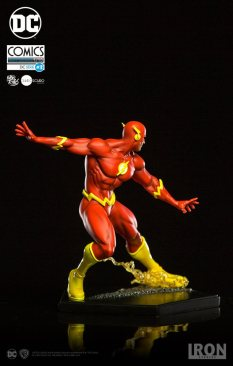 Iron Studios - The Flash Art Scale 1 10 by Ivan Reis - DC Comics 10