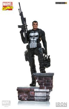 Iron Studios - The Punisher Legacy Replica 1 4 - Marvel Comics 20