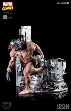 Iron Studios - Weapon-X Legacy Replica 1 4 by Marcio Takara - Marvel Comics 14