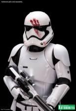 Kotobukiya - Star Wars TFA First Order Stormtrooper FN-2199 ARTFX+ Statue 07