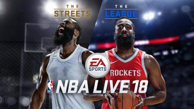 """Torne-se """"THE ONE"""" com o lançamento de  NBA LIVE 18"""