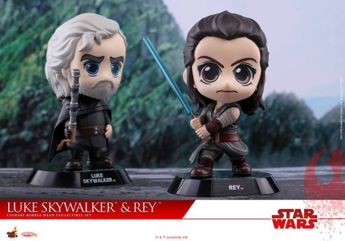 Hot Toys – Cosbaby Star Wars: The Last Jedi