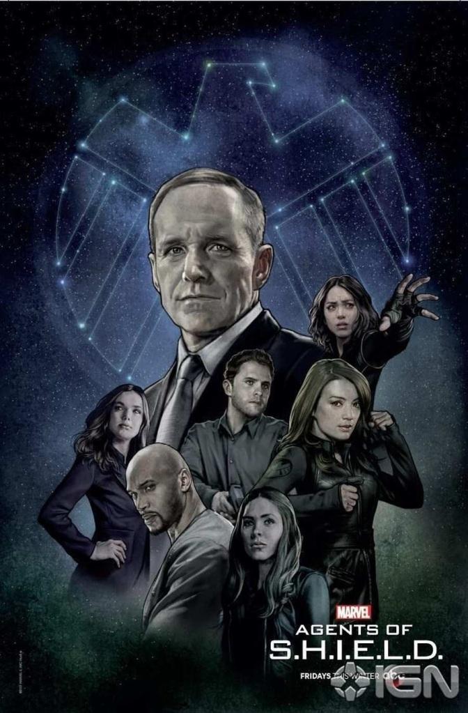 Quinta temporada de Agents of SHIELD ganha novo pôster
