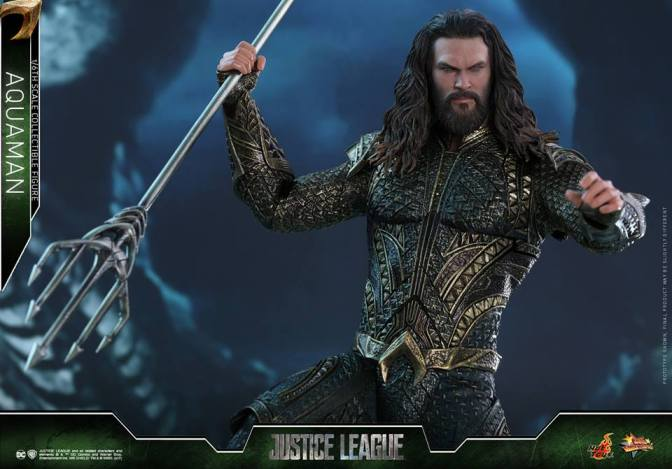 Hot Toys – Justice League 1/6th scale Aquaman Collectible Figure