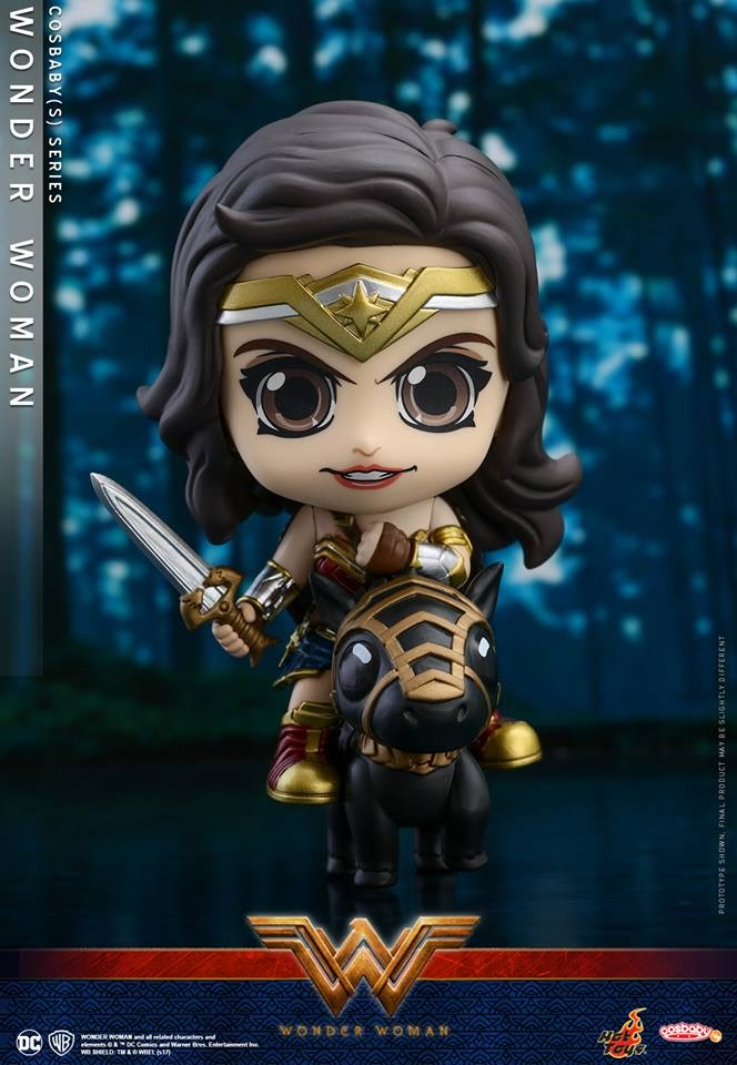 Hot Toys – Wonder Woman Cosbaby (S) Series