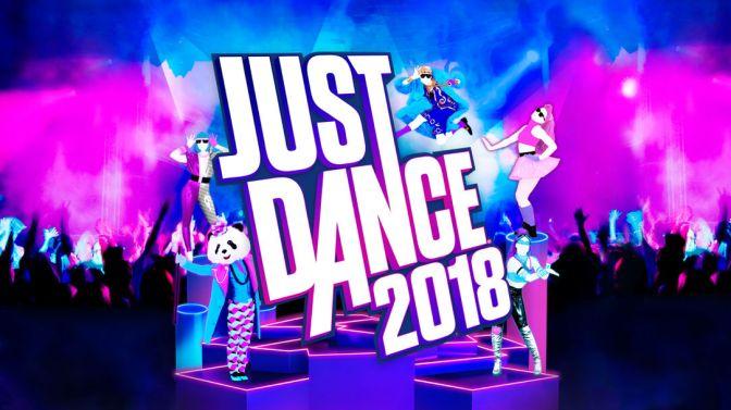 Just Dance 2018 no cinema Hoje