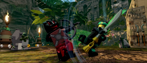 LEGO-Ninjago-Movie-Video-Game review 01