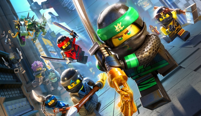 Review – Lego Ninjago Movie Game (LEGO Ninjago O Filme Videogame)