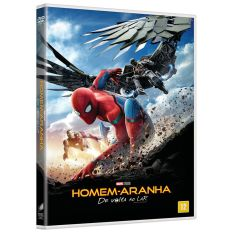Spiderman Homecoming dvd