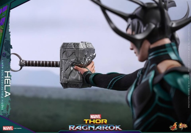 Hot Toys – Thor: Ragnarok – 1/6th scale Hela Collectible Figure